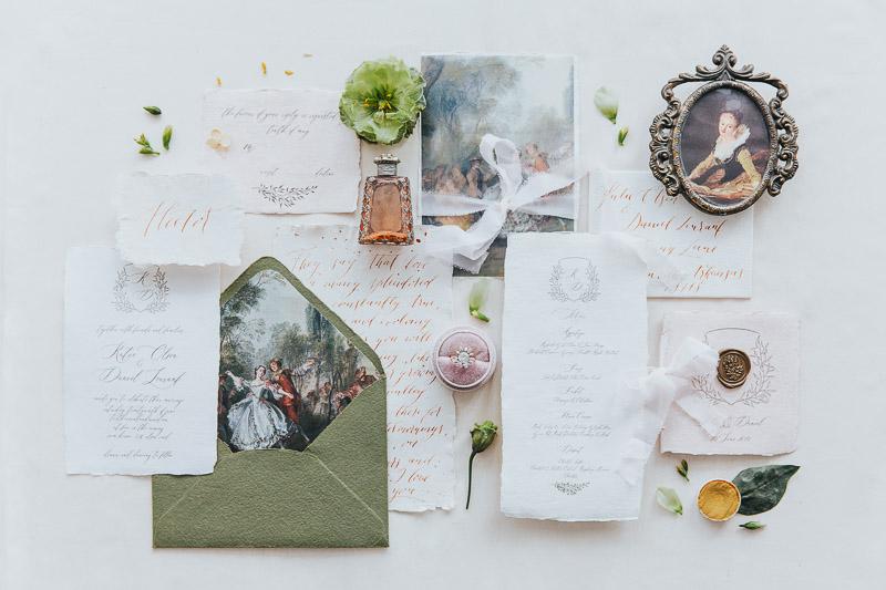 Amalia Calligraphy - set 1-107