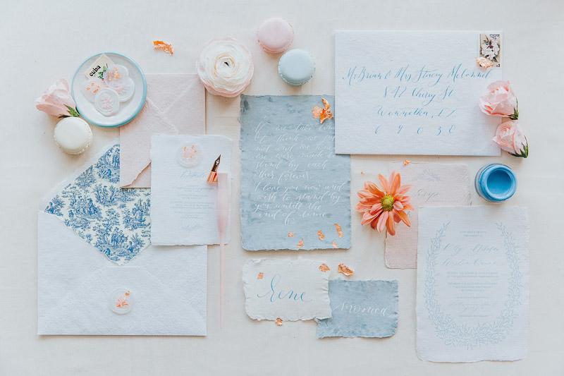 Amalia Calligraphy - set 6-023