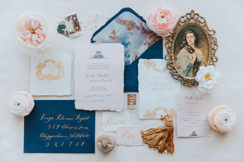 Amalia Calligraphy - set 8-028