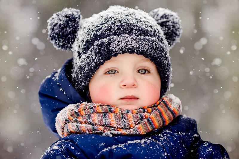 sedinta foto de familie iarna